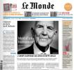 Le Monde, France, Stéphane Hessel Feb 28 2013
