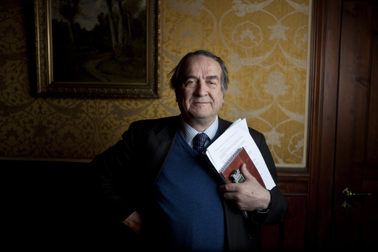 Quentin Peel, Chief Correspondent and Associate Editor of the Financial Times