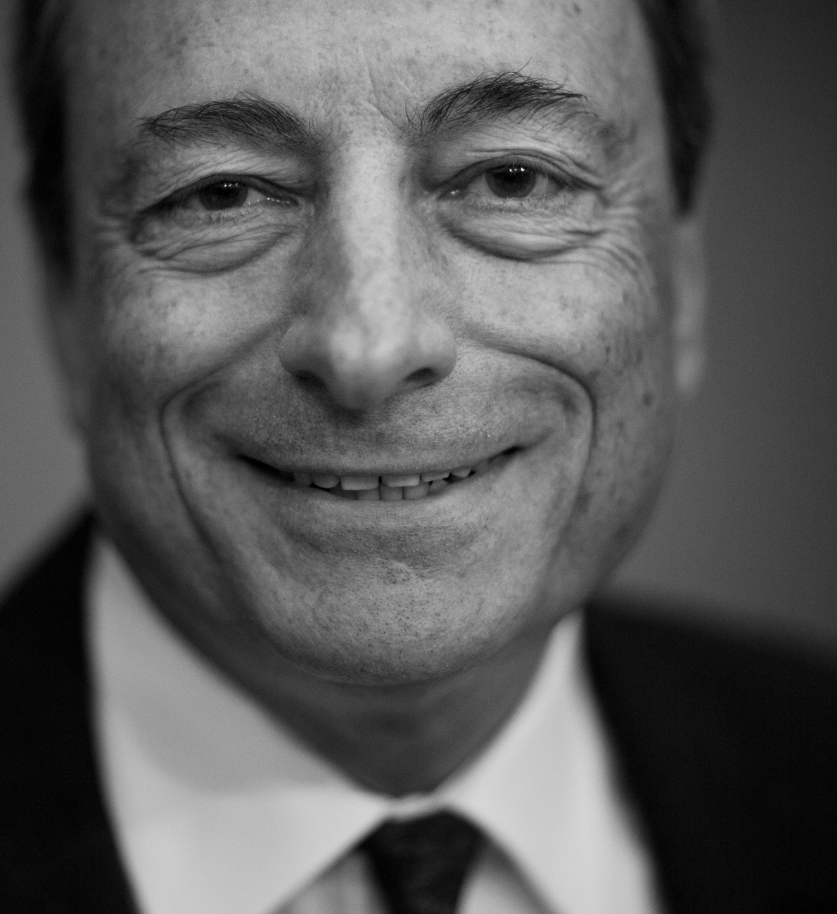 Mario Draghi, President of the European Central Bank (ECB),