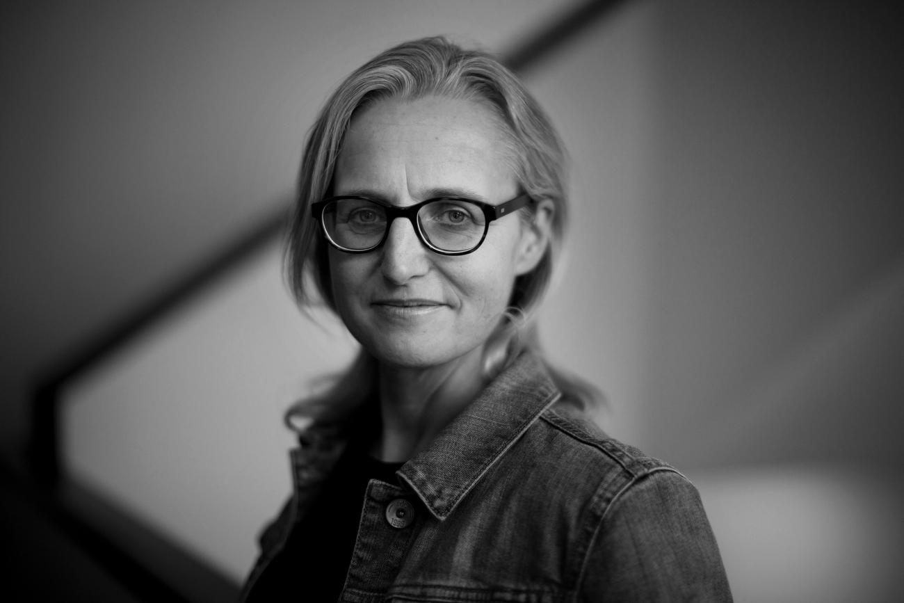 Christiane Hoffmann, German journalist