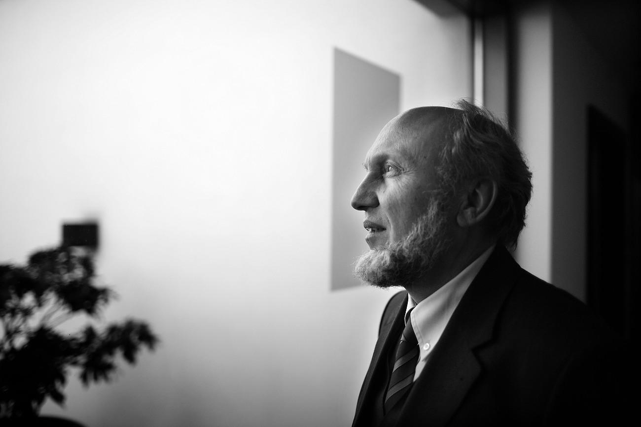 Prof.Dr. Dr. h.c. Hans Werner Sinn, President of Munich based ifo Institute, Berlin