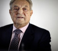 George Soros, Chairman of Soros Fund Managementand founder of the Open Society Institute