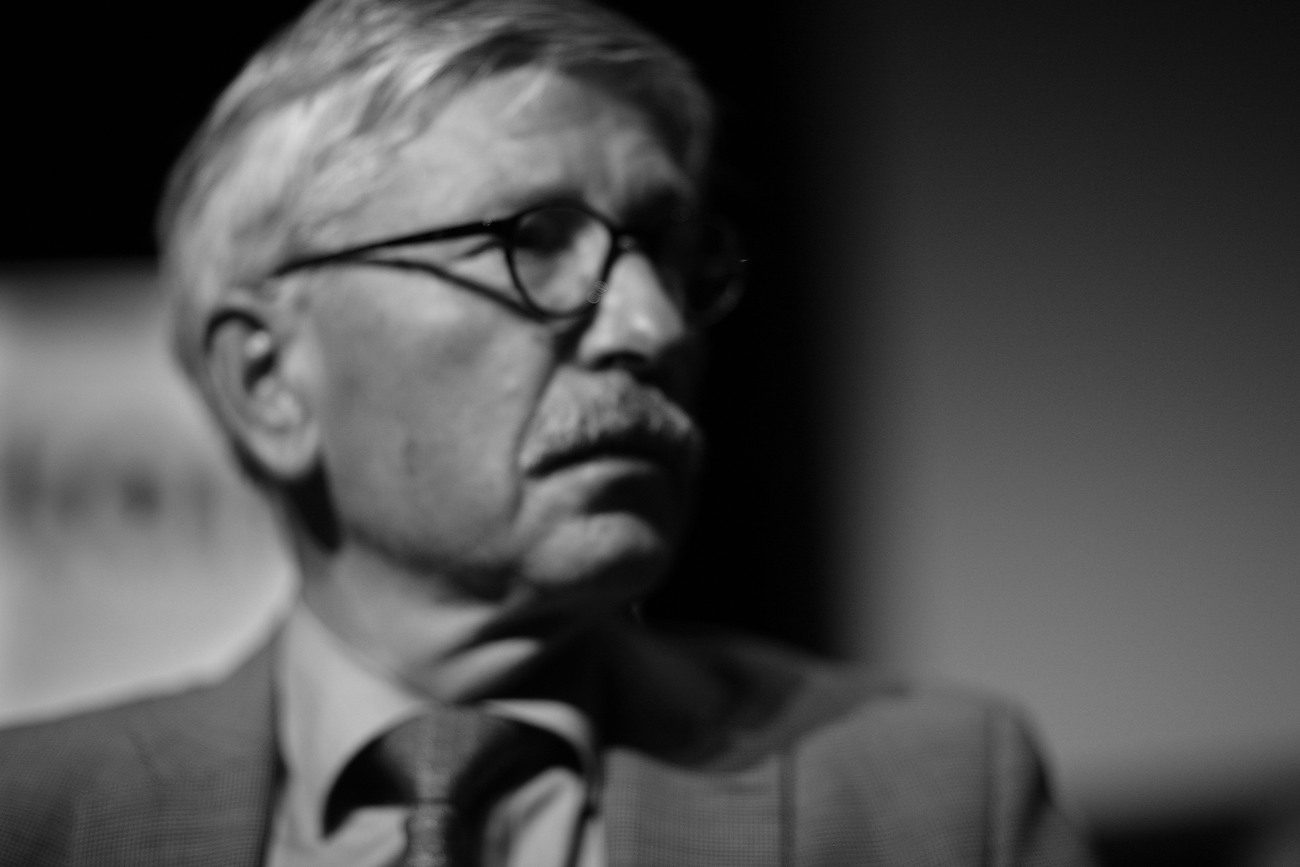 Thilo Sarrazin, German, SPD member, controversial author and former Bundesbank board member, Berlin
