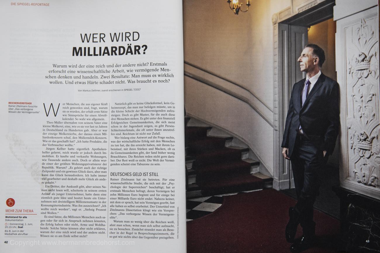 SPIEGEL Fernsehen, Germany, Dr. Dr. Zittelmann