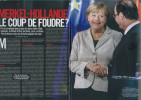 VSD Magazin, France, Merkel-Hollande, 06/2012