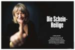 STERN, Germany, Alice Schwarzer, Feminist,  12.06.2014