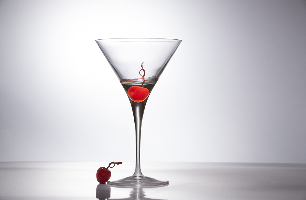 For the Perfect Cannonball Martini click here.