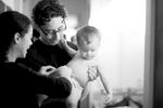Tracy, Luke and Geneva, 13 months, Seattle