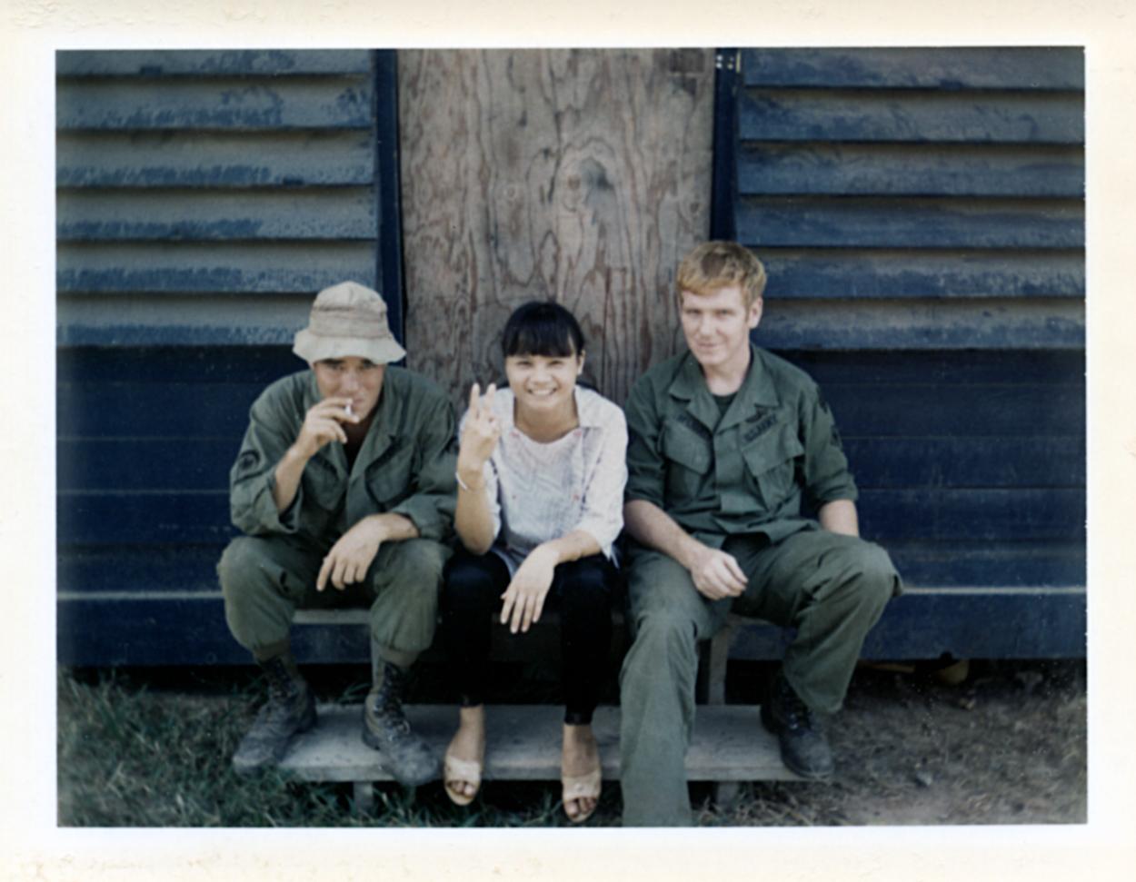 Cu Chi Base Camp History