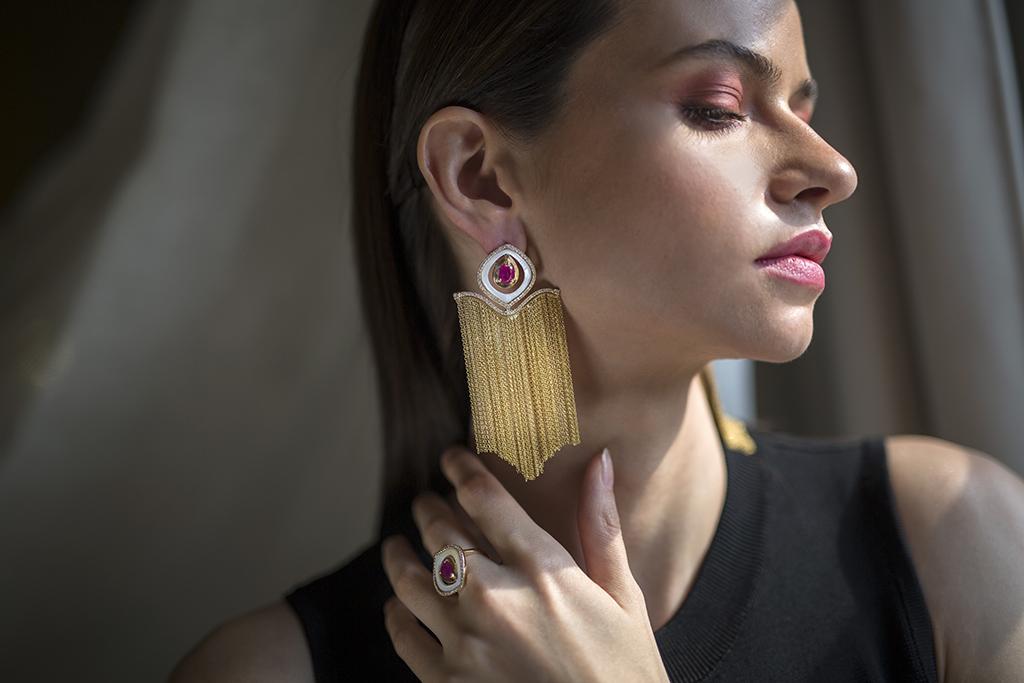 DIMA Jewellery shoot, 2018