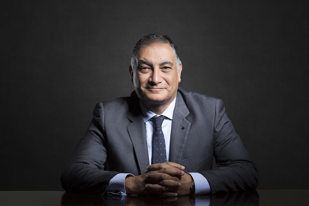 Al-Futtaim managers portraits shoot, 2017