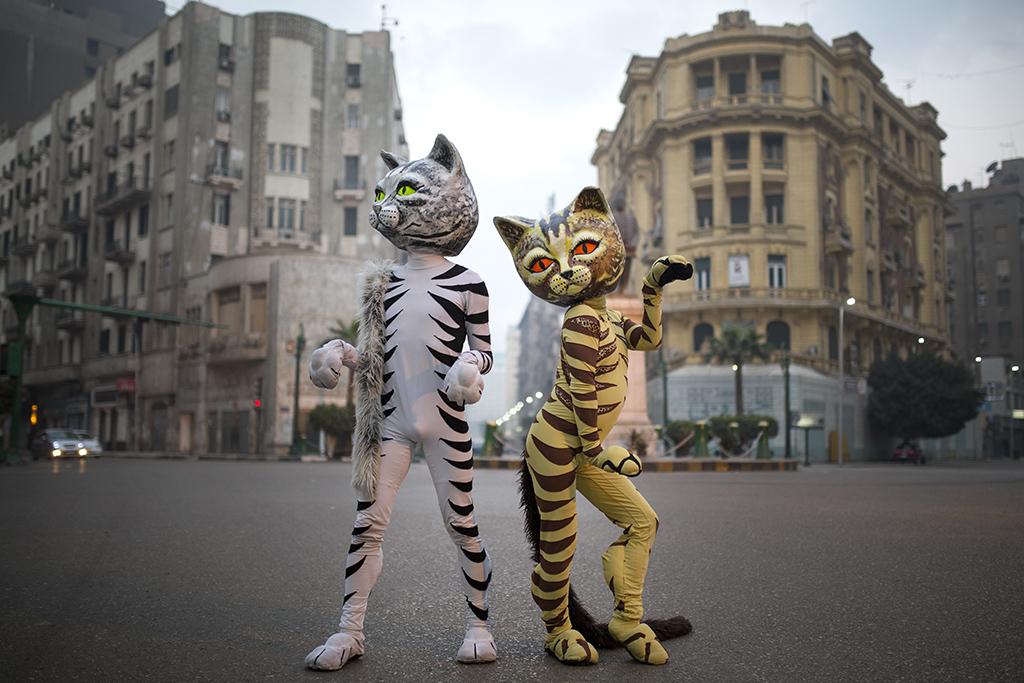 ZooZoo Broadway show photoshoot in Cairo, 2019