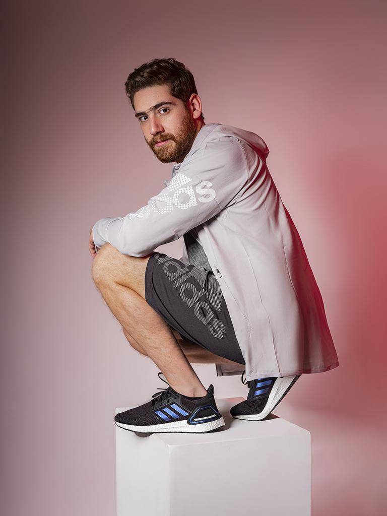 Adidas Ultra Boost campaign, 2019