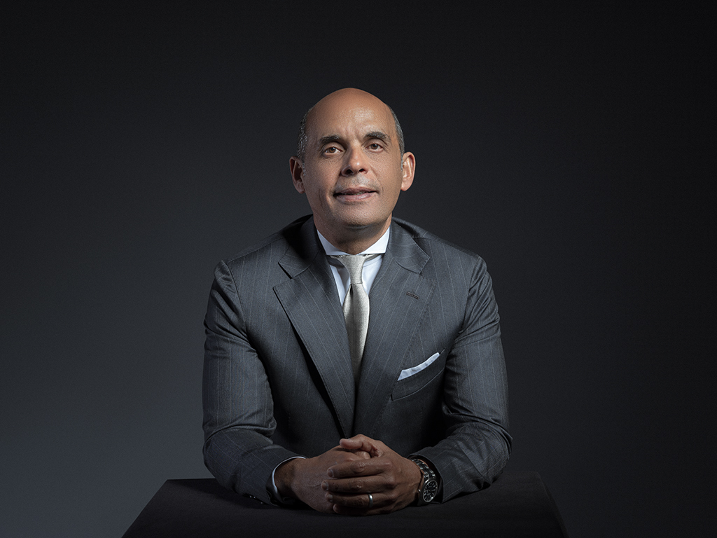 Banque Du Caire Chairman Tarek Fayed