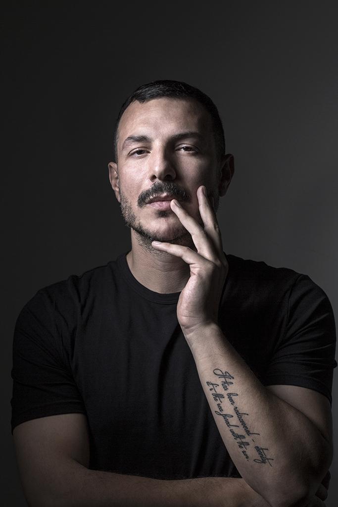 Bassel Khaiat, Syrian Actor