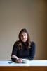 Samar Dahmash-Jarrah, a Kuwait-born Palestinian-American speaker, journalist, and educator.