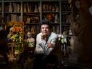 Dr. Farid Fadel, Egyptian Painter, Musician