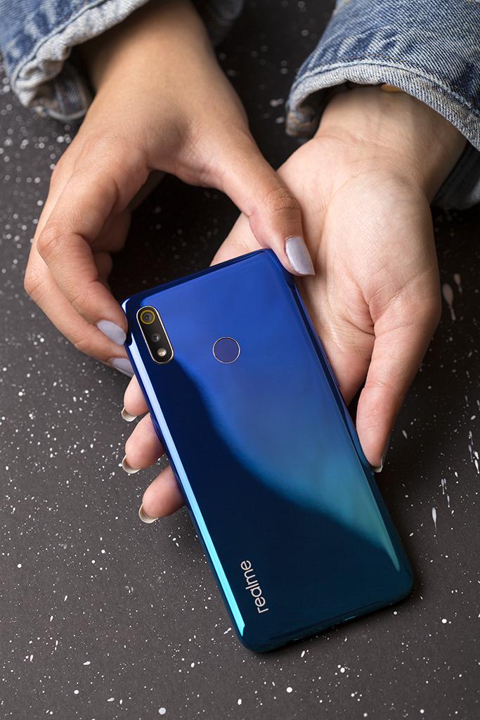 REALME Mobile campaign, 2019