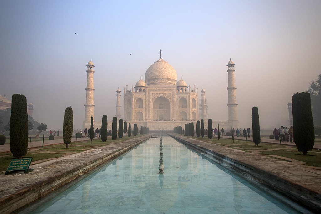 Agra, India, 2015
