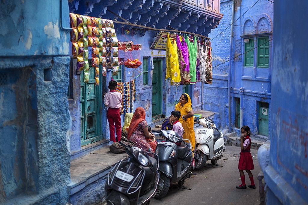 Jodpur, India, 2015