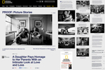 "What an amazing surprise to learn that I was the winner of {quote}Assignment: The Story Behind the Photographs,"" a photography contest hosted by Visura, a networking platform for photography and media and judged by National Geographic Proof editors. One of the rewards: publication of my family story on their website!Read it here"