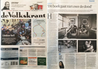 Over lunch and many coffees, I sat down for an interview with the incomperable and uber talented journalist at Karolien Knols from De Volkskrant, The Netherlands largest newspaper.Read it here