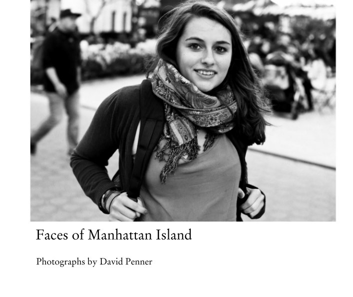 Faces of Manhattan Island is a collection of black and white portraits taken in the heart of New York City, and of people from all walks of life. These portraits, most of which were taken in Bryant Park, Madison Square Park, Washington Square Park, Union Square Park, and Soho embody the unique culture of New York City.Buy the book on Blurb.com