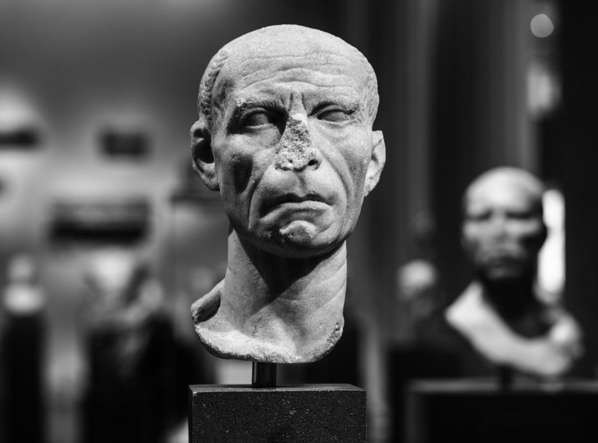 Roman, late 1st Century B.C.