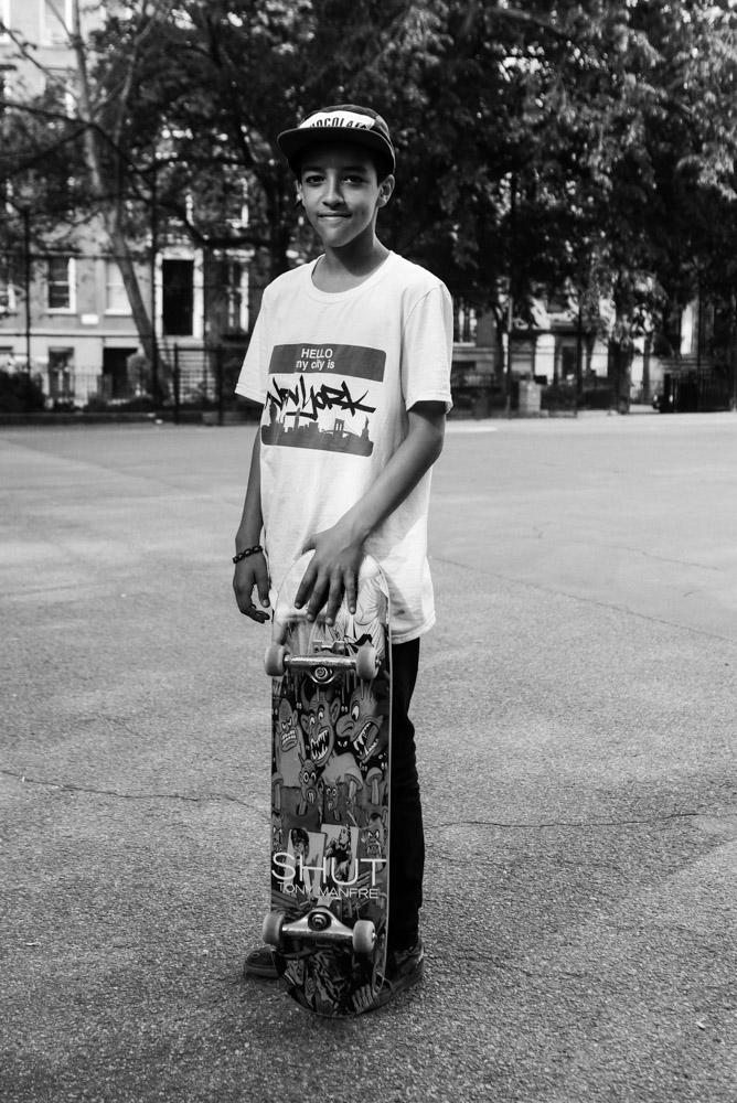 Christian, Tompkins Square Park