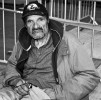 Lonely survivor, Vietnam Veteran, Bryant Park
