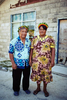 Eria Maerere and Wife. Pastor at Tebikenikoora VIllage, Tarawa