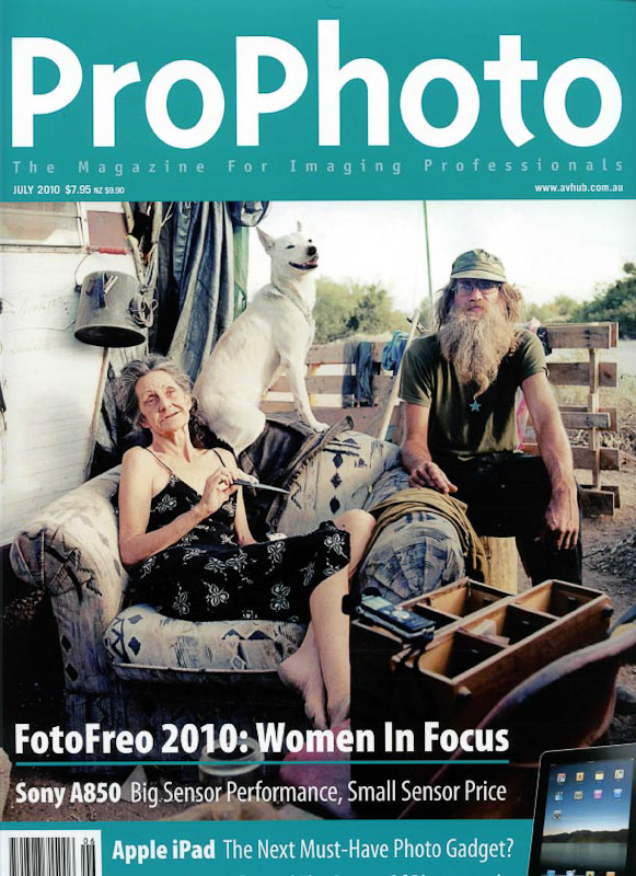 Article on Slab CIty and Foto Freo Festival.