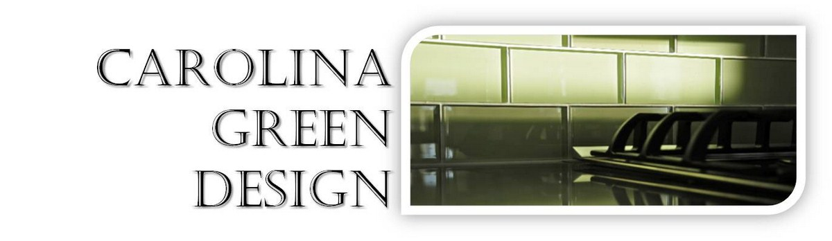 Carolina Green Design is no more! Vicky is taking a sabatical. Thanks for the support and business.