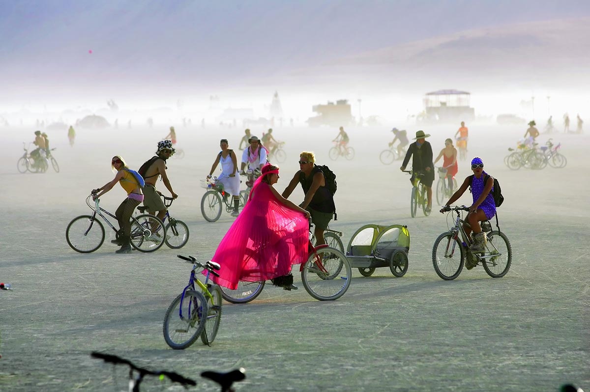 Burning Man \ Nevada