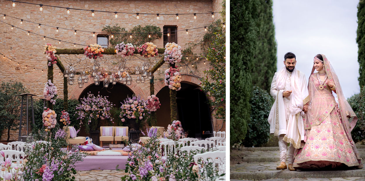 The Wedding - Architectural Digest