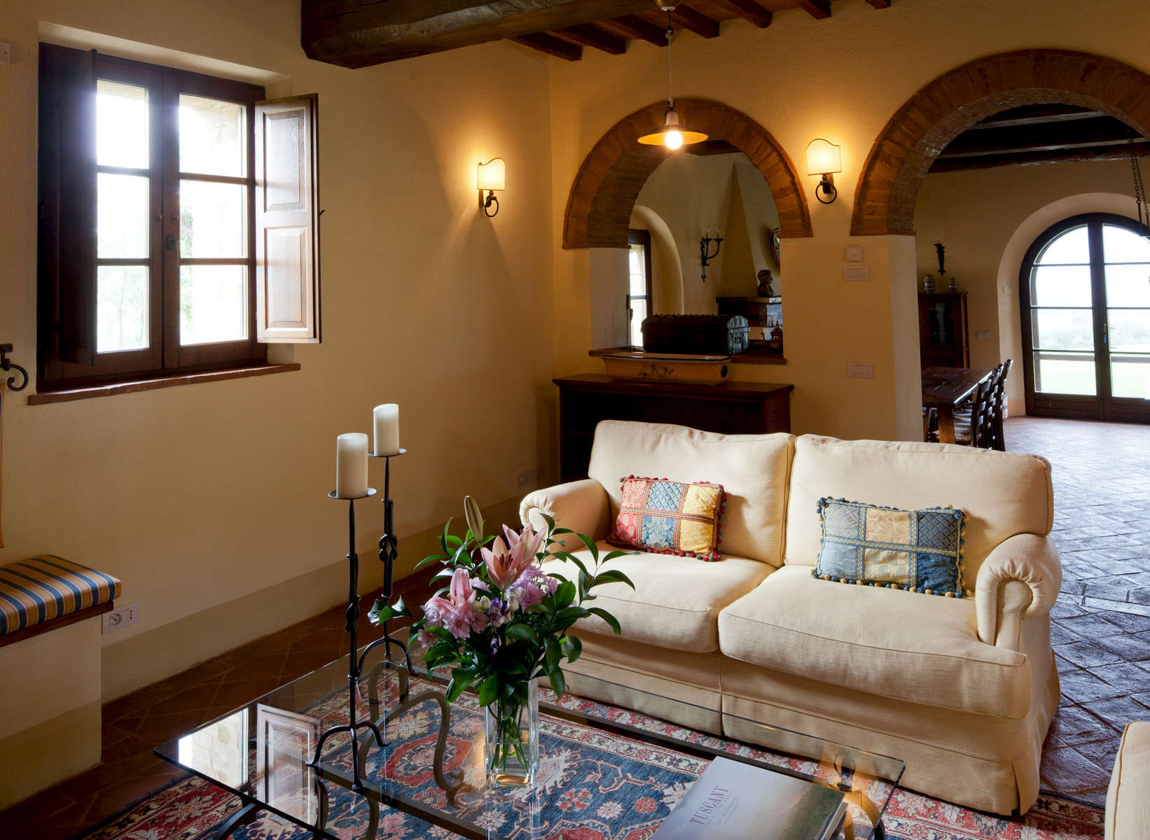 Santa Teresa Living Room