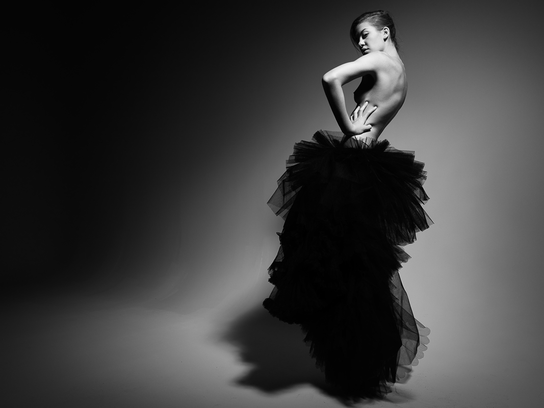 High Fashion Glamour Photography