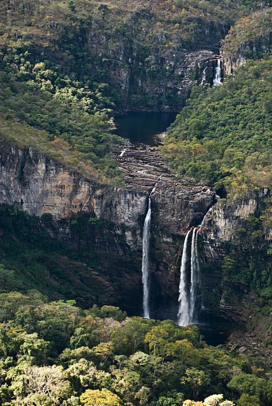 Cachoeira da Janela - São Jorge - GO