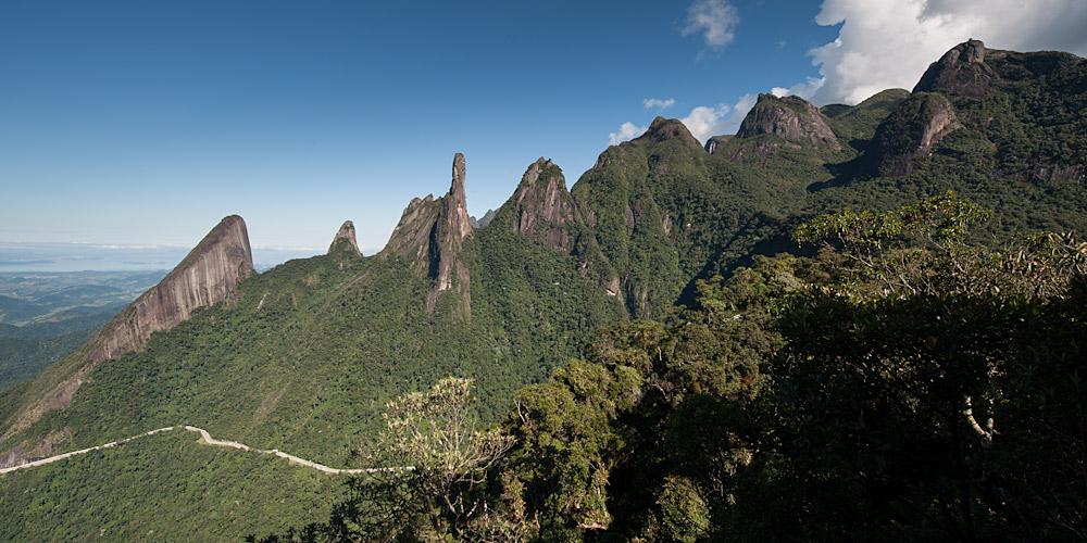 Serra dos Orgãos - Teresópolis - RJ