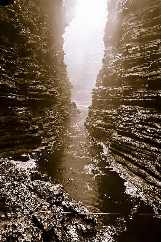Cachoeira do Buracão - Ibiquara - BA