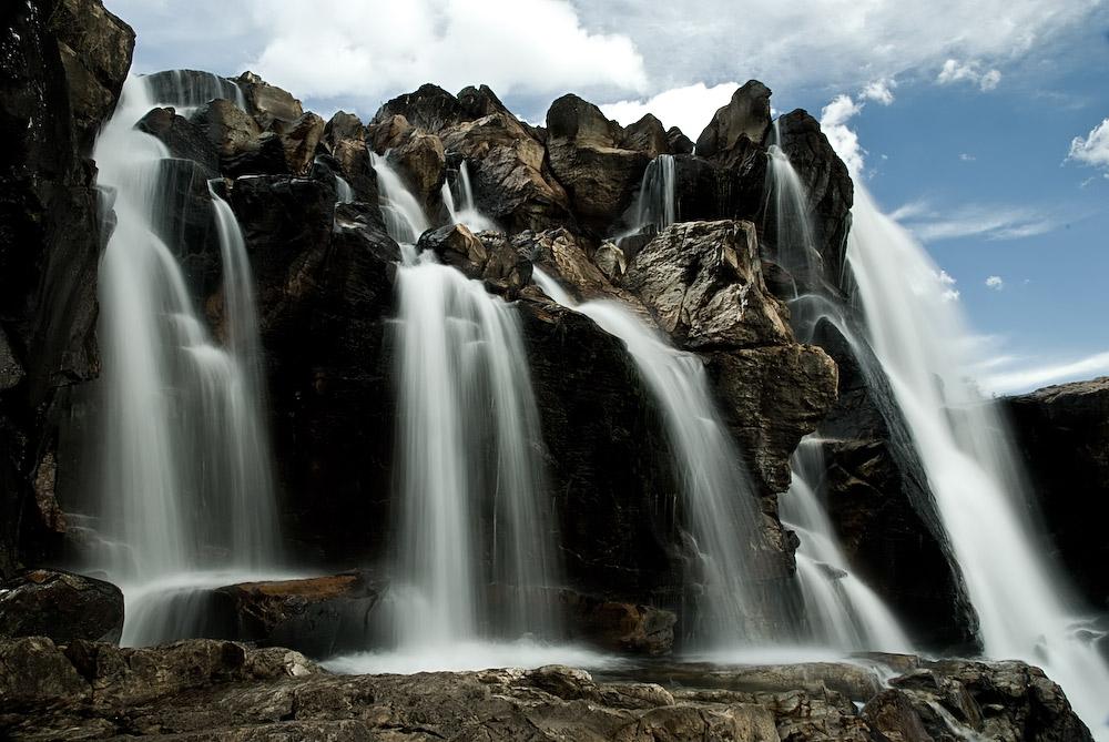 Cachoeira das Carioquinhas - São Jorge - GO