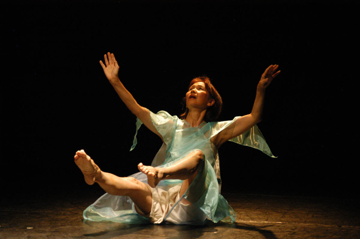 Choreographer and dancer Peggy Choy debuts her tribute to Jeju Island haenyeo.