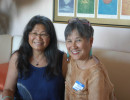 Ann Yee and author