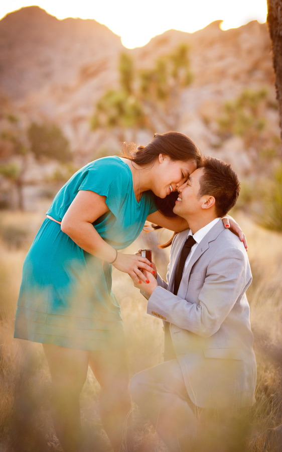 Joshua_Tree_National_Park_Engagement_Session_at_Sunset_002