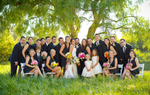 Oak-Creek-Golf-Club-in-irvine-with-wedding-party