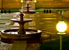 Low Plaza Fountains