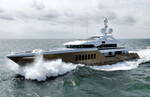 Heesen Yachtsseatrials June 2015, Northsea