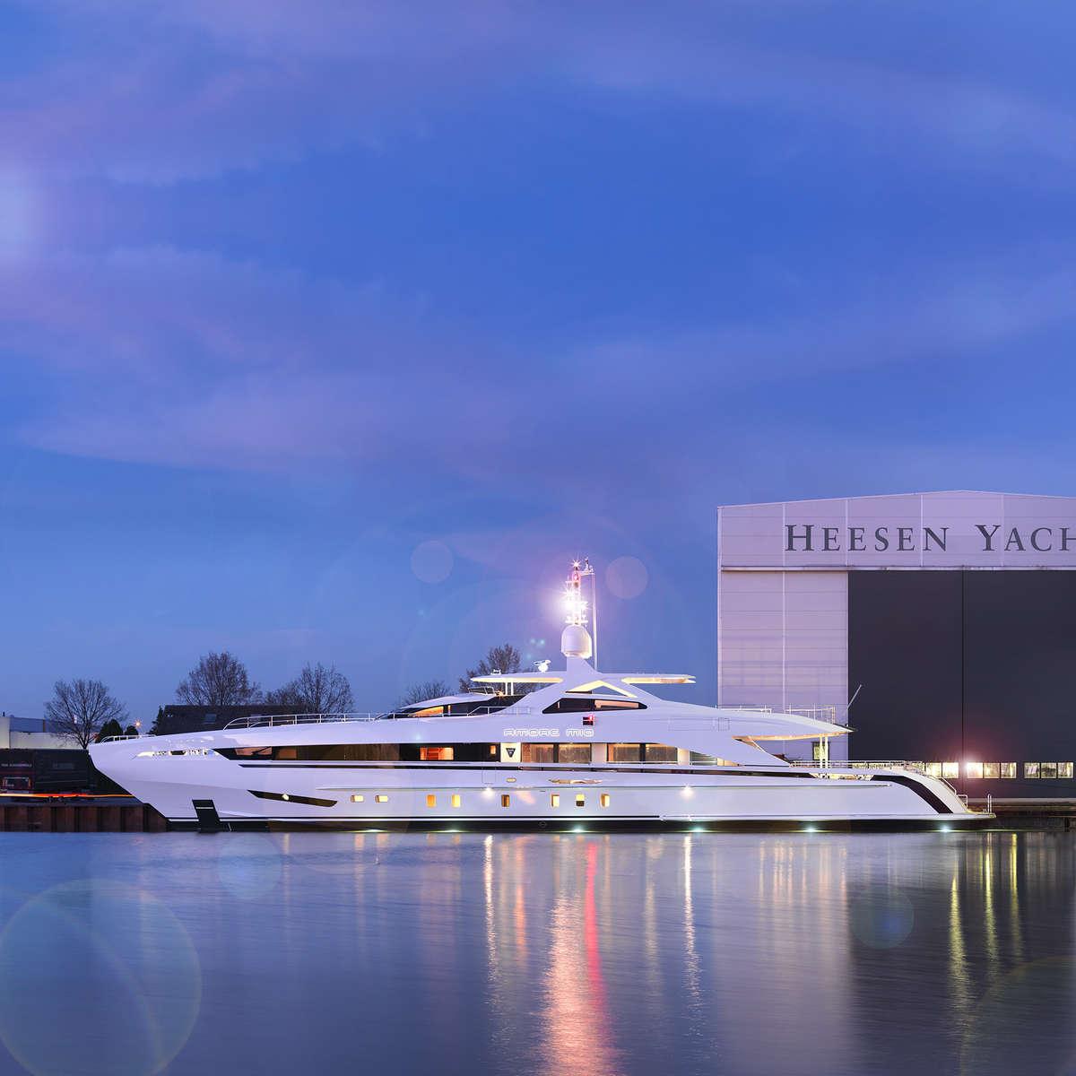Heesen Yachts HY17145 Amore Mio