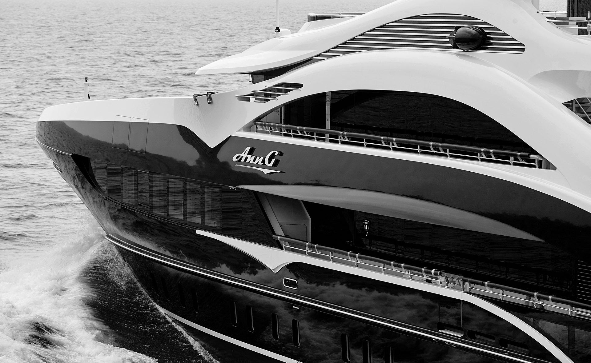 Heesen yachts HY17350 Ann G