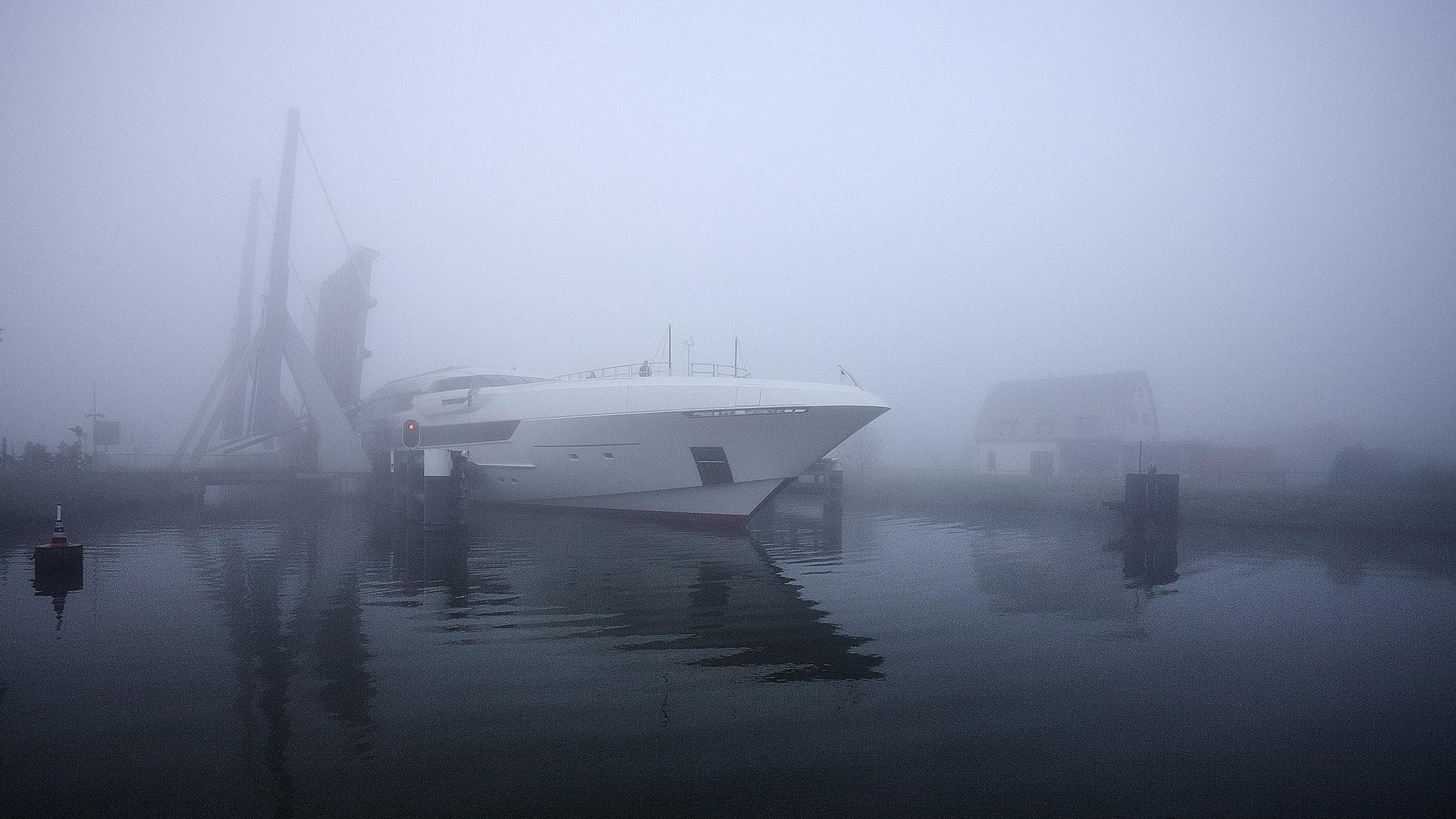 Heesen Hy17470 Maiden Voyage
